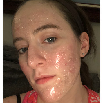 Photo of Too Faced Glow Job Radiance-Boosting Glitter Face Mask uploaded by Hannah H.