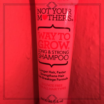 Photo of Not Your Mother's® Way to Grow Leave-In Conditioner uploaded by Amber L.