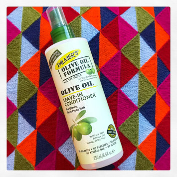Photo of Palmer's Olive Oil Formula Strengthening Leave In Conditioner uploaded by Alina N.