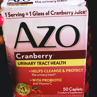 AZO Cranberry Tablets uploaded by Gabrielle H.