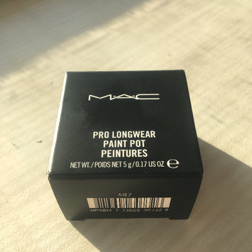 Photo of M.A.C Cosmetic Pro Longwear Paint Pot uploaded by Jordan M.
