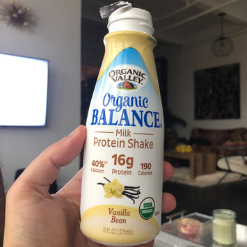 Photo of Organic Valley® Vanilla Bean Organic Balance Protein Shake uploaded by Aydin A.