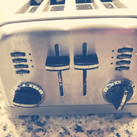 Cuisinart Metal Classic 4 Slice Toaster-METAL-One Size uploaded by Amber H.