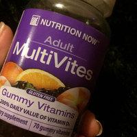 Nutrition Now™ Adult MultiVites Gummy Vitamins 70 ct Bottle uploaded by Kristie A.