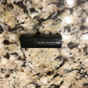 Photo of MAKE UP FOR EVER Rouge Artist Natural Moisturizing Soft Shine Lipstick uploaded by Amber H.