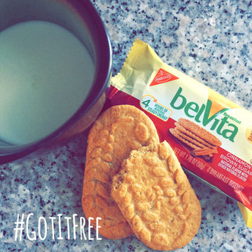 Photo of belVita Breakfast Biscuits Cinnamon Brown Sugar uploaded by Courtney L.