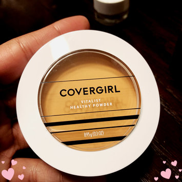 Photo of COVERGIRL Vitalist Healthy Setting Powder uploaded by Erika H.