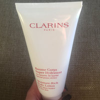 Clarins Moisture-Rich Body Lotion uploaded by Tina S.