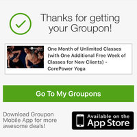 Corepower Yoga  uploaded by Wendy D.