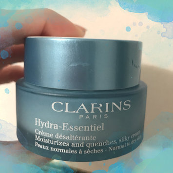 Photo of Clarins Hydra-Essentiel Silky Cream For Normal To Dry Skin uploaded by Alyssa B.