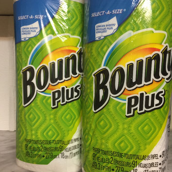 Photo of Bounty® Select-A-Size Paper Towels uploaded by Suzanne M.