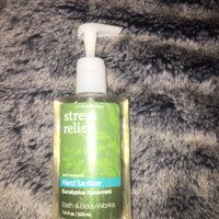 Bath & Body Works Eucalyptus Spearmint Aromatherapy Stress Relief Full Size Hand Sanitizer Anti-bacterial Gel 7.6 fl oz uploaded by Iliana I.