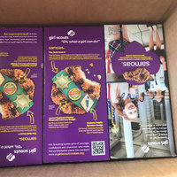 Caramel deLites® / Samoas® Girl Scout Cookies uploaded by Stephanie B.
