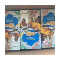 Shortbread/Trefoils® Girl Scout Cookies uploaded by Stephanie B.