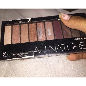 Photo of Wet n Wild Au Naturel Eyeshadow Palette uploaded by Lupita E.