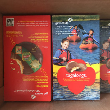 Photo of Peanut Butter Patties®/ Tagalongs® Girl Scout Cookies uploaded by Stephanie B.