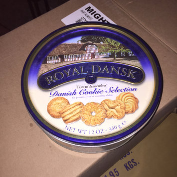 Photo of Royal Dansk Danish Butter Cookies uploaded by Yaritza V.