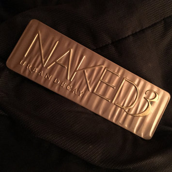Photo of Urban Decay Naked3 Eyeshadow Palette uploaded by jacyrea t.