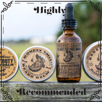 Honest Amish Beard Balm Leave-in Conditioner - All Natural -Vegan Friendly Organic Oils and Butters uploaded by David M.