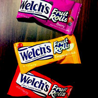 Welch's® Fruit Rolls White Grape Strawberry uploaded by Ashley S.