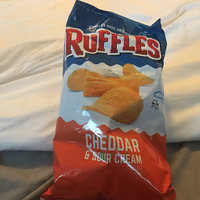 Ruffles® Potato Chips Cheddar & Sour Cream uploaded by Stephanie B.