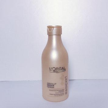 Photo of L'Oréal Paris Professional Serie Expert Absolut Repair Lipidium Shampoo uploaded by Katherine T.