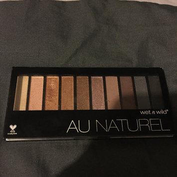 Photo of Wet n Wild Au Naturel Eyeshadow Palette uploaded by Denise G.