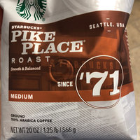 Starbucks Coffee Pike Place Medium Roast Coffee Beans uploaded by Elizabeth B.