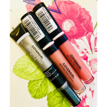 Photo of COVERGIRL Melting Pout Mattes Liquid Lipstick uploaded by Brittney R.