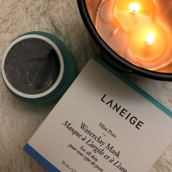 Photo of LANEIGE Mini Pore Water Clay Mask uploaded by Jumanah C.