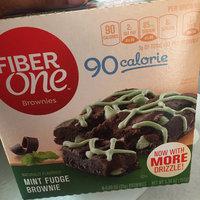 Fiber One 90 Calorie Mint Fudge Brownie uploaded by Nikki w.