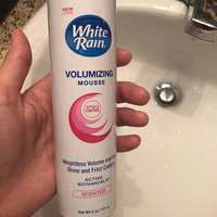 White Rain® Volumizing Scented Mousse 5 oz. Spout-Top Can uploaded by Kon K.