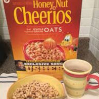 Honey Nut Cheerios™ Cereal 3.5 oz. Pouch uploaded by Grisel M.