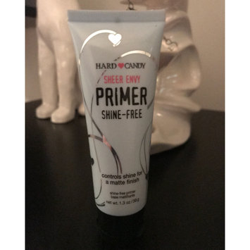 Photo of Hard Candy Sheer Envy Shine-Free Primer uploaded by Maddisen S.