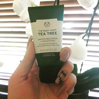 The Body Shop Tea Tree Skin Clearing Lotion uploaded by Charlie D.