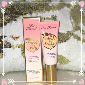 Photo of Too Faced Primed & Peachy Cooling Matte Perfecting Primer uploaded by Perfectly P.