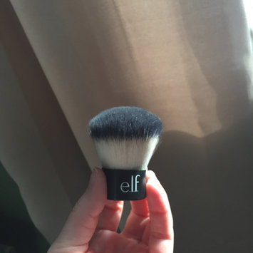 Photo of e.l.f. Studio Kabuki Face Brush uploaded by karazav1 Z.