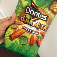 Doritos® Dinamita® Chile Limon  Flavored Rolled Tortilla Chips uploaded by Aurangel D.