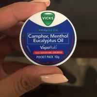 Vicks VapoRub Topical Ointment uploaded by Sharmaine A.