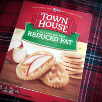 Keebler Town House Light Buttery Reduced Fat Crackers uploaded by Brunna G.