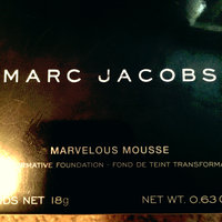 Marc Jacobs Marvelous Mousse Transformative Foundation uploaded by Caren F.