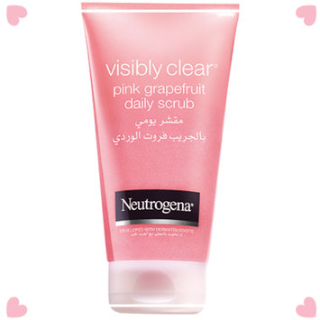 Photo of Neutrogena® Oil-Free Acne Wash Pink Grapefruit Foaming Scrub uploaded by #البشرة_الدهنيه b.