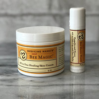 Sweet Blessed Bee Magic Sweet Bee Magic Sweet Blessed Baby & Mama Heavenly Golden Healing Balm - 4 Oz, 3 Pack uploaded by Beautiful D.