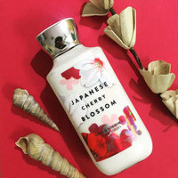 Bath & Body Works Japanese Cherry Blossom Body Lotion uploaded by The S.