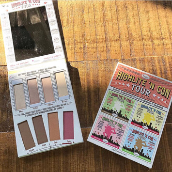 Photo of the Balm Highlite 'N Con Tour Palette uploaded by Lesly V.