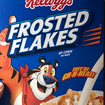 Photo of Kellogg's Frosted Flakes Cereal uploaded by Kiara V.