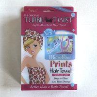 Turbie Twist Microfiber Super Absorbent Hair Towel uploaded by Kendro T.