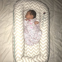 DockATot Deluxe Dock (Pristine White) - The All in One Baby Lounger, Sleep Positioner, Portable Crib and Bassinet - Perfect for Co Sleeping - Breathable & Hypoallergenic - Suitable from 0-8 months uploaded by Ramey T.