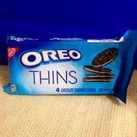 Oreo Sandwich Cookies Chocolate Thins uploaded by Nka k.
