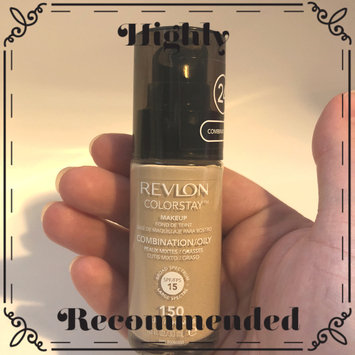 Photo of Revlon Colorstay MakeUp SoftFlex Combination Oily Skin uploaded by Laura B.